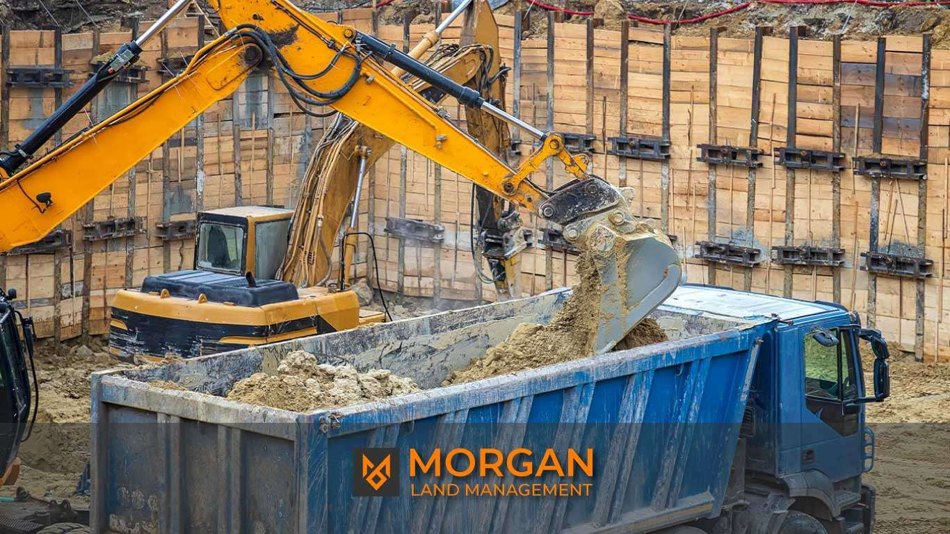 CT Excavation by Morgan LM
