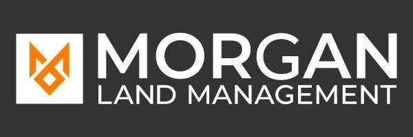 White Morgan LM Logo